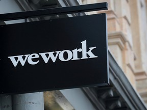WeWork is rushing to raise new capital after scrapping plans last month for an initial public offering.