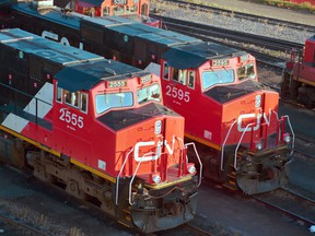 Canada's Teamsters labor union has given Canadian National Railway notice that it intends to strike starting Nov. 19.