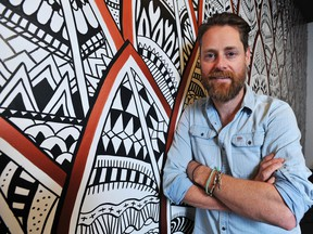 Hootsuite CEO Ryan Holmes in his Vancouver office in 2015. Holmes announced Tuesday that he plans to step down as chief executive.