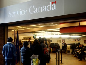 Canada's economy lost 1,800 jobs in October, widely missing economists' expectations of a 15,000 gain.