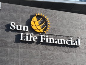 Sun Life's business in Asia was stronger than expected.