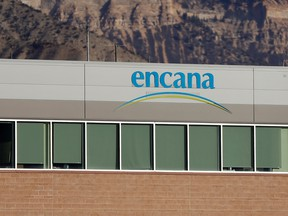 Encana offices in Colorado, pictured in 2014.