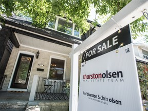 A home for sale in Toronto.