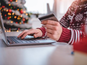 Many of us spend more than usual in December.