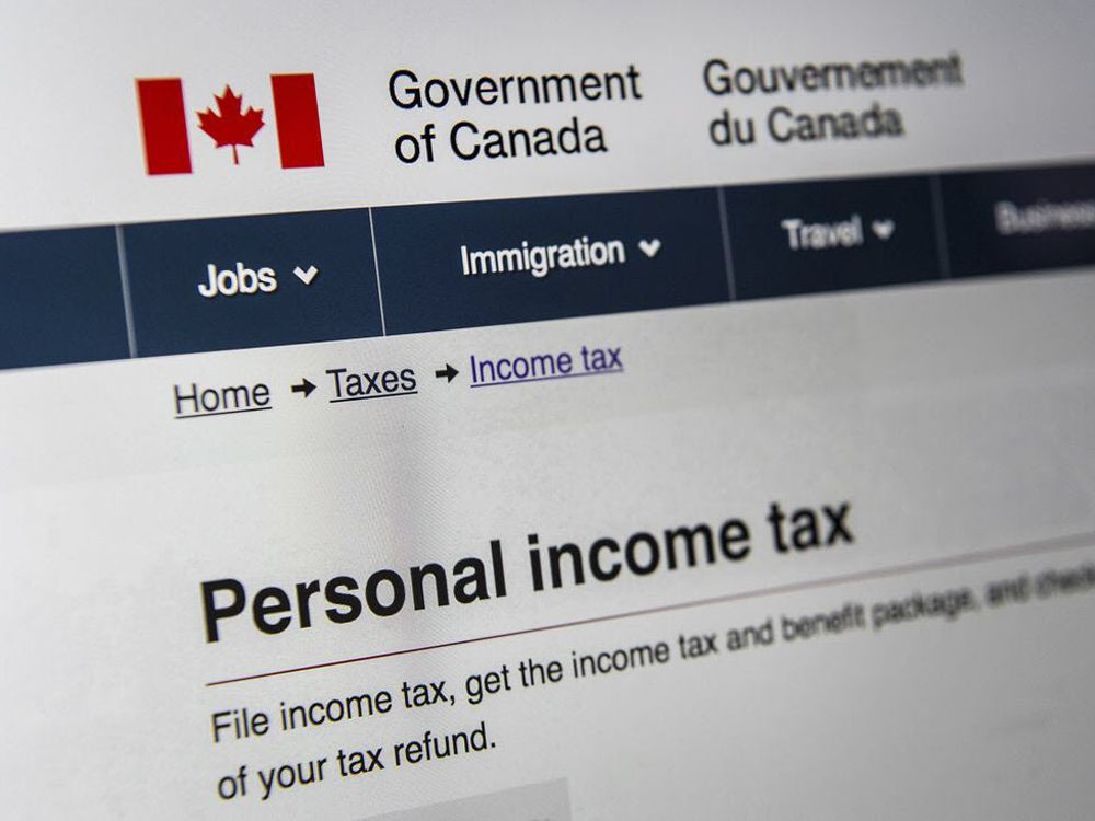 The Cra Just Redesigned The T1 Personal Income Tax Return Form And There Are Some Major Changes Financial Post