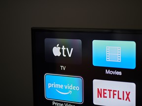 Apple TV+ doesn't seem to have caught on in terms of subscribers, one analyst says.