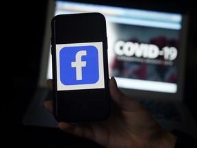 Facebook's donation include US$25 million in emergency grant funding for local media, and US$75 million in marketing spend for news organizations globally, it said.