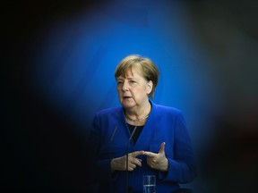 Germany's Chancellor Angela Merkel is a trained scientist.