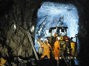 Barrick Gold Corp will lay off most staff at its Porgera gold mine in Papua New Guinea.