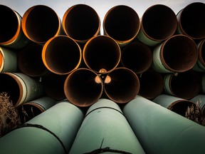 TC Energy confirmed Wednesday evening that it received a new presidential permit from U.S. President Donald Trump to increase flows through its existing Keystone pipeline.