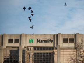 Manulife says it will increase representation in leadership roles by Black, Indigenous and people of colour by 30 per cent over the next five years across its North American insurance and asset manager operations.