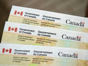 Increasingly, many Canadians have the belief that the government is supposed to take care of us in some way, maybe even for our entire lives.