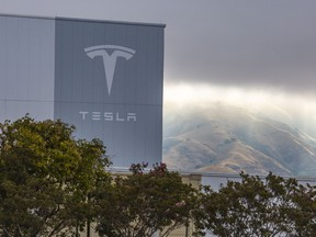 The value of Tesla shares has more than quintupled from a low in March, pushing the company's market capitalization beyond that of Walmart.