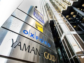Yamana Gold's headquarters in Toronto.