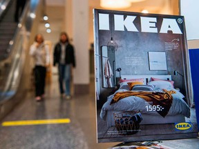Swedish furniture giant Ikea said Monday it would stop printing its famed physical catalogue, printed yearly in tens of millions of copies, after 70 years, as customers move to digital alternatives.