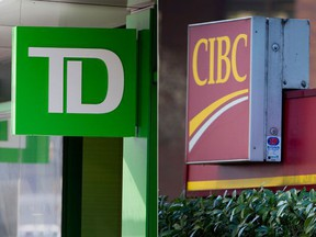 Toronto-Dominion Bank and Canadian Imperial Bank of Commerce both beat expectations.