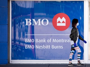 Bank of Montreal's capital-markets division grabbed the top spot for Canadian equity sales in 2020.