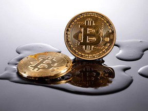 Bitcoin is up more than 300 per cent over the past year, driven by a speculative fever from retail and institutional investors on the belief that cryptocurrencies are emerging as a mainstream asset class and can act as a store of value.