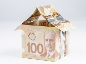If you can match up cheap borrowing and invest it into secured lending that pays a high rate of return, you are getting close to the security that banks feel when they match GICs with mortgages.