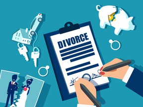 The Divorce Act allows a divorce to proceed once certain criteria have been met.