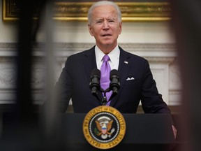 U.S. President Joe Biden has called for phasing out fossil fuels over time in favour of cleaner power sources — an overhaul of the U.S. energy mix that would have profound implications for the economy.
