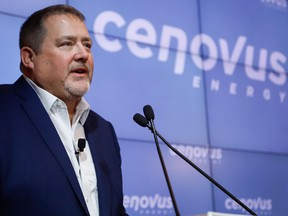 Cenovus CEO Alex Pourbaix expects the Canadian industry to benefit from U.S. President Joe Biden's executive orders against U.S. oil.