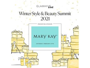 The Glamhive Digital Winter Style and Beauty Summit will bring together top fashion and beauty leaders