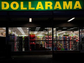 Dollarama took a hit after COVID-19 restrictions limited traffic.