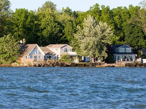 Although it may make more financial sense for cottage owners to sell, letting go of a place where they have made so many memories is never easy.  GETTY IMAGES