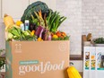 Goodfood, which delivers fresh ingredients in meal kits tied to specific recipes, was the top Canadian company and the first publicly traded company on the Financial Times ranking of fastest growing companies.