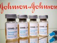 The New York Times reported that Federal health agencies on Tuesday will call for an immediate pause in use of Johnson & Johnson's single-dose coronavirus vaccine to investigate safety issues over blood clots.