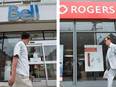 """The CRTC said only regional wireless carriers will be granted access to the incumbent providers' networks, """"to serve new areas while they build out their networks."""""""