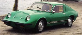 The Manic GT enjoyed little success and a short production run in the early '70s.