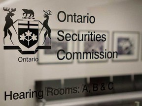 The Ontario Securities Commission questioned David Sharpe, the former CEO of Bridging Finance Inc., about receiving undisclosed payments from a client.