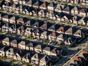 Statistics Canada's latest tally of gross domestic product on June 1 shows that residential investment has rarely been a bigger part of the overall economy.