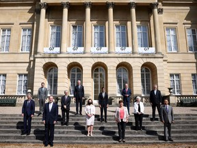 Finance ministers from wealthy Group of Seven (G7) nations have announced support for a minimum global level of corporate tax.