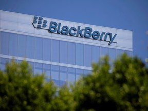 Glass Lewis says BlackBerry's executive compensation plan that isn't in shareholders' interests.