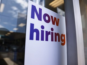 Canadian firms are starting to catch up with the U.S. when it comes to labour shortages.