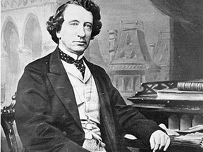 Canada's troubled finances were top of mind for John A. Macdonald when devising banking legislation.