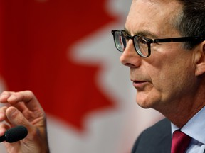 Bank of Canada Governor Tiff Macklem still plans to keep the benchmark interest rate pinned near zero until at least the second half of next year.