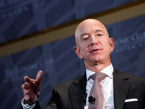 Jeff Bezos is leaving the rest of the world behind when it comes to wealth accumulation.