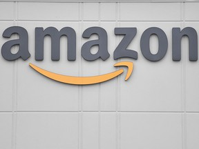 Trading volume on the Amazon CDRs was modest on the first day, with 9,668 shares exchanged as of 1 p.m. in Toronto.