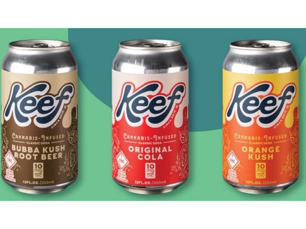 BevCanna Completes Commercial Production of Keef Cannabis-Infused Beverages in Canada