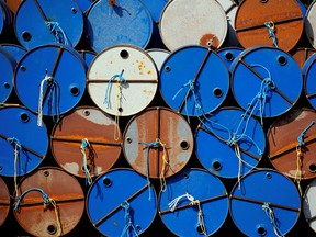 Oil barrels in France. Energy investors have a choice: Buy into the negative headlines and fear of the moment and sell, thus protecting them from further losses, or see the world as we see it and take advantage of the recent weakness, says Eric Nuttall.