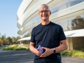 Apple CEO Tim Cook will collect the 10th and final tranche of the pay deal he received a decade ago after taking over from Steve Jobs.