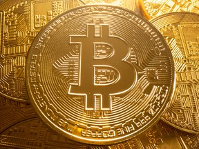 Among the big names racing to launch the first Bitcoin ETF in the U.S. are VanEck and Invesco.