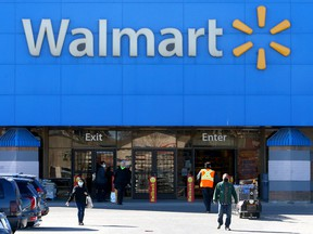 Walmart has aggressively pursued the possibility of delivering its goods in robot rides.