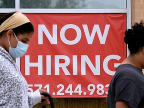 Canadian companies say they're finding it difficult to find workers.