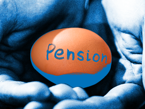 Gus and Jane's goal is pension income of $120,000 a year before tax.