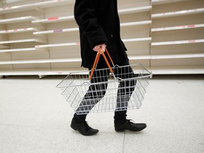 Retailers are struggling to fill shelves amid worsening supply chain issues.